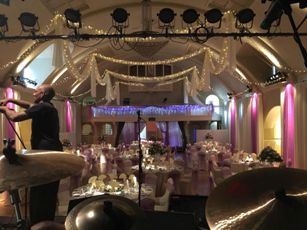 Manchester Wedding Band LeFunk Bowdon Rooms ALtrincham