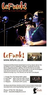 LeFunk! CD Cover